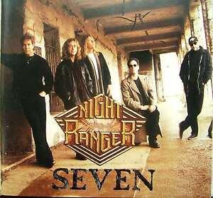 NIGht Ranger - Seven - Mikolów, Polska - NIGht Ranger - Seven - Mikolów, Polska