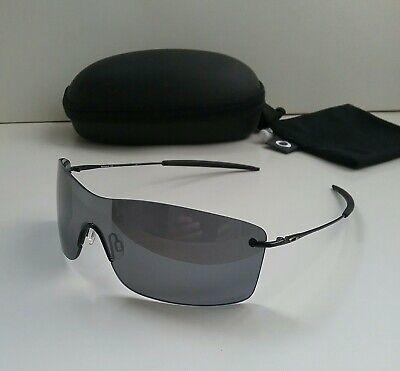 OAKLEY NANOWIRE 3.0 POLISHED BLACK / BLACK POLARIZED Sunglasses inmate juliet 1.