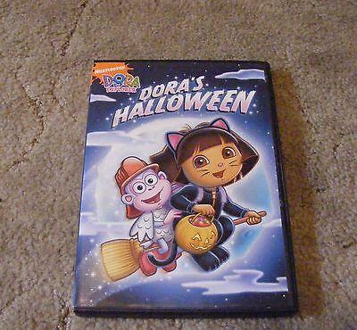 Dora the Explorer - Dora's Halloween (DVD, - Dora's Halloween