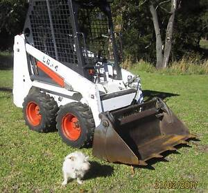 2012 Bobcat 270 Skid Steer Loader / Low Hours / Tight Access Beeac Colac-Otway Area Preview