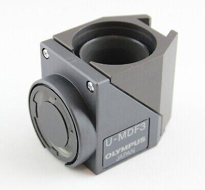 Olympus U-mdf3 Cube Ax Ix Bx Microscope Df Dark Field