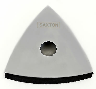 1 x 80mm Segmented Saxton Blade for Worx Sonicrafter Hex Drive Multitool