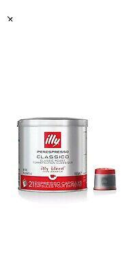 3 x 21 illy cafe Iperespressocoffee pods 63 EspressoCapsules *not nespresso *