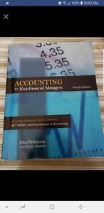 Accounting for non- financial managers 4th
