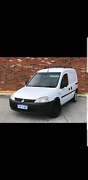2008 Holden Combo Van full service rego may 2019 Sydney City Inner Sydney Preview