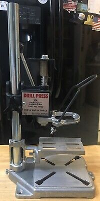 Vintage Vermont American Bench Drill Press 17192 For 14 38 Drills