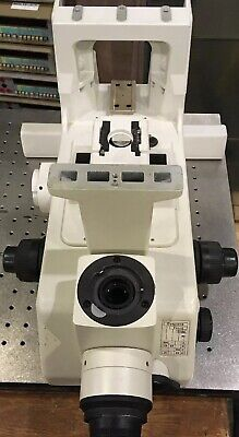 Nikon Eclipse Te300 Inverted Microscope For Parts.