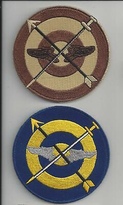 - PATCH USAF 55TH FIGHTER SQ FS HERITAGE PAIR                   J