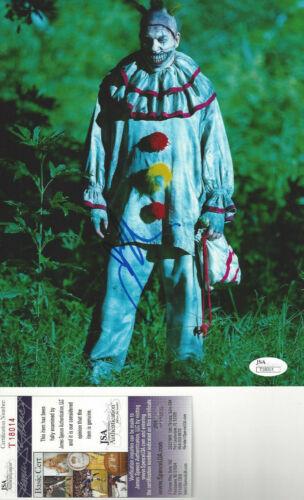 American Horror Story Clown autographed  photo John Carroll Lynch  JSA Certified