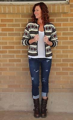Vintage~Hedy Ebers~Oberammergau~German Wool Sweater~XS/S