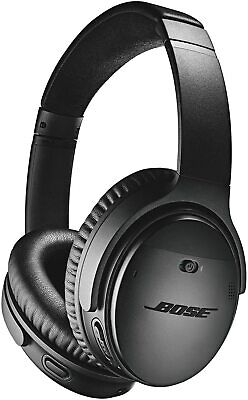 Bose QuietComfort QC 35 II Wireless Noise Cancelling Headphones Black BRAND NEW