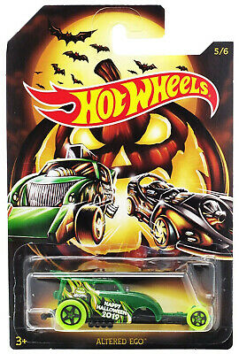 Halloween 1 2019 Cast (2019 Hot Wheels 1/64 Happy Halloween Altered Ego Die-Cast Car #5/6)