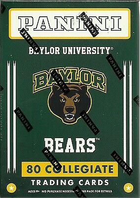 2016 Panini Baylor University Bears Multi-Sport Blaster Box Trading Cards