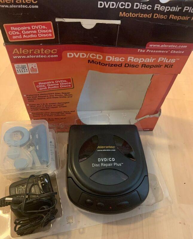 Aleratec DVD/CD DISK REPAIR PLUS Kit