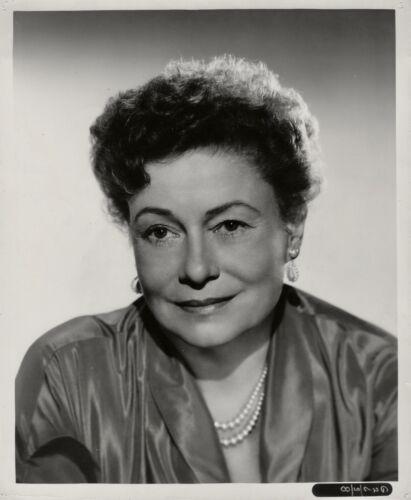 Thelma Ritter ~ ORIGINAL portrait... circa 1952
