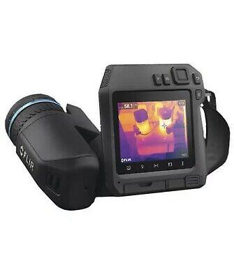 New Flir T530 24 14 42 Thermal Camera Kit W24 14 And 42 Degree Lens