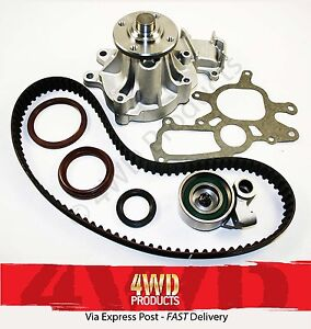 Water-Pump-Timing-Belt-kit-Hilux-KUN26-3-0TD-4-05-15
