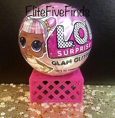 Lol Surprise  Doll Glam Glitter Series 4 Big Sisters L O L  7 Surprises In Ball