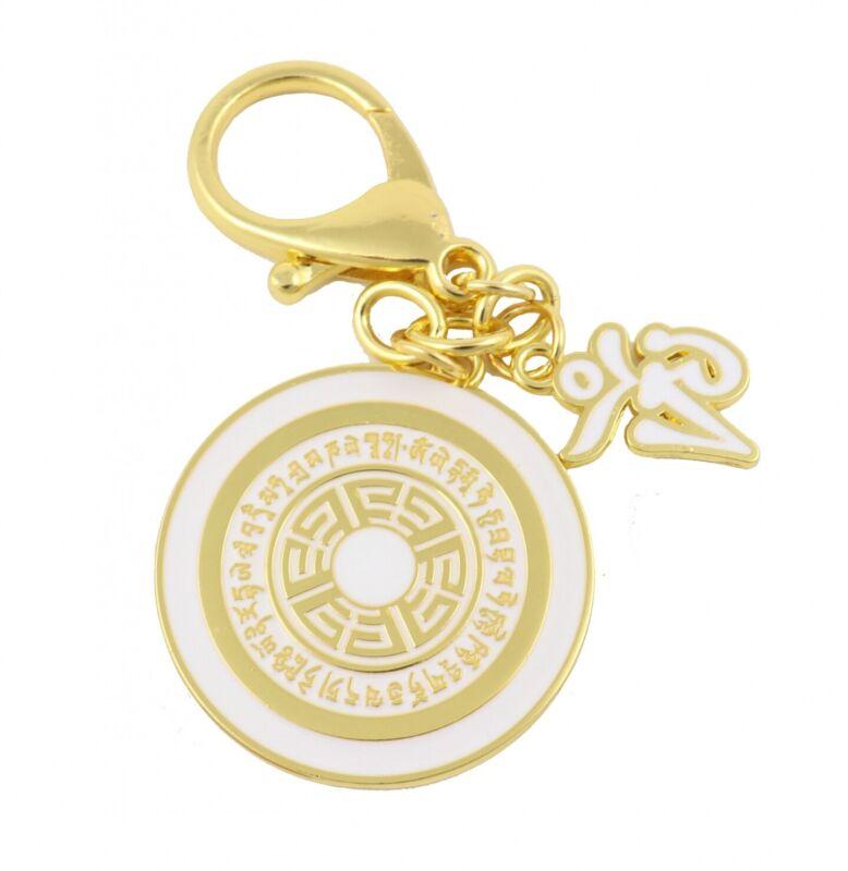 Feng Shui OM DAKINI Spirit Enhancing Amulet Keychain