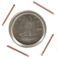 Canada: 10 Cents 2006 Sc -  - ebay.es