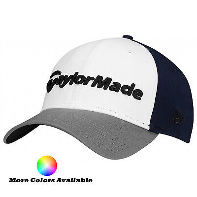 New TaylorMade Golf 2017 New Era 39 Thirty Lifestyle Fitted Hat Cap](Golf Hat)