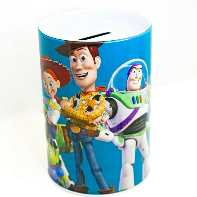Disney Toy Story Coin Bank - Buzz Lightyear Woody Alien Mr. Potato Head Piggy