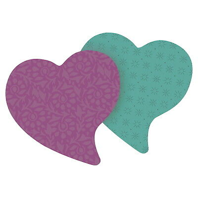 Post-it Heart Shaped Super Sticky Notes, 3 x 3 Inches, Assorted Colors, Pad of Heart Shaped Notes Pad