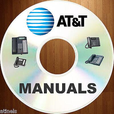 Att Telecom Phone System Magix Lucent Avaya Partner User Install Manuals Dvd