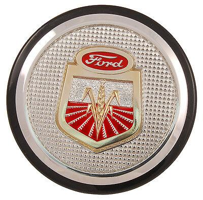 19581959196019611962 Ford Tractor 601701501 Hood Emblem   311231