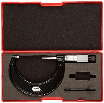 Starrett 436.1mxrl-75 Outside Micrometer Ratchet Stop 50-75mm