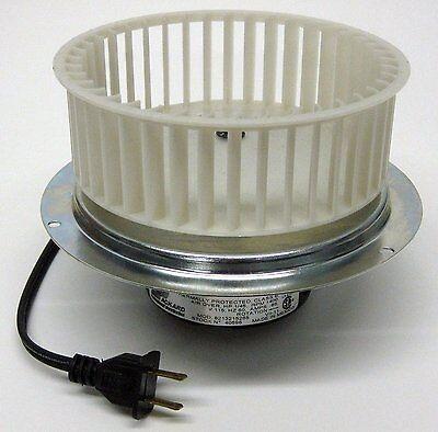 Broan Bath Fan Motor - Bath Fan Motor Assembly HVAC Exhaust Vent QT100/110 Broan NuTone 0696B000, 40696