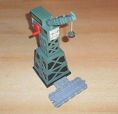 Thomas und seine Freunde * Cranky - Kran mit Magnet + Schiene * Take-n-Play
