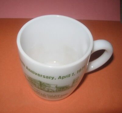 Crossville, TN., Cumberland County, TN.,CUMBERLAND COUNTY BANK 1971 COFFEE CUP