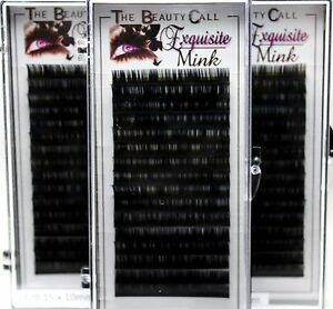 TBC-EXQUISITE-Mink-B-Curl-0-07mm-3D-Volume-New-Width-Lashes-Eyelash-Extension