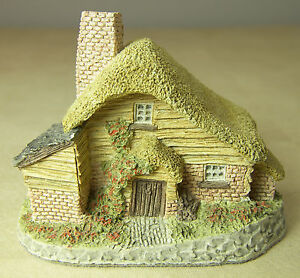 David Winter Mini Village House Drovers Cottage Hand Made