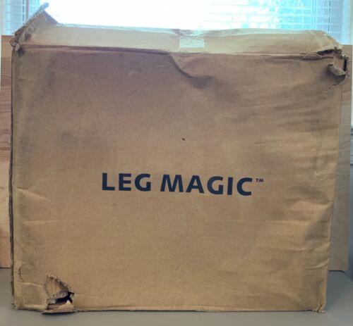Fitness Quest Leg Magic Lower Body Shaper W/Workout DVD NEW