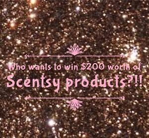 Scentsy products!!!!