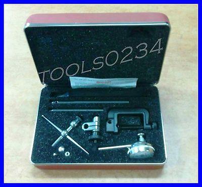 Starrett 196a1z Dial Test Indicator Kit Universal Back Plunger W Case Usa