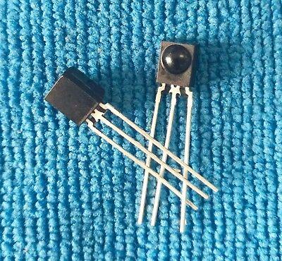 10pcs Tsop4838 Dip-3 Ir Receiver Infrared Radiation Module 38 Khz Remote
