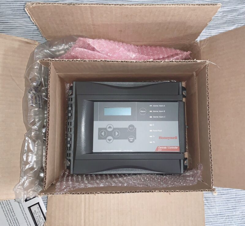 Honeywell 301-C Gas Monitor Controller