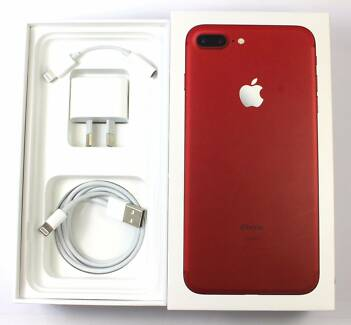 Apple iPhone 7 Plus 128GB Special Red Edition MPQW2XA For Sale!