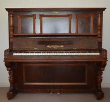 Beautiful Fritz Kuhla Piano Firle Norwood Area Preview