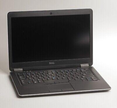 Dell Latitude E7440 Laptop i7-4600U 2.1GHz 8GB 128GB SSD + 500GB HDD FHD #144