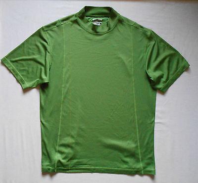 2463ed95f8e9 Mens ADIDAS fitness shirt Sz M cycling running hiking backpack track golf