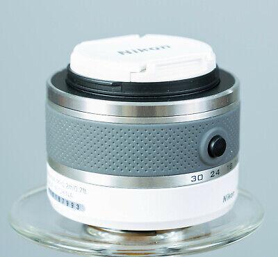 Nikon 1 Nikkor White 10-30mm f/3.5-5.6 VR IF ED AF V1 V2 J1 J2 J3 J4 J5 S1 S2