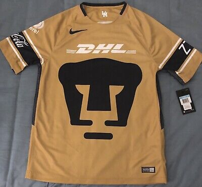 be7b623bb Nike Pumas UNAM Soccer Jersey. Adult Size  Small