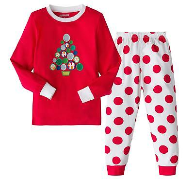 Christmas Pajamas Set Cotton Pajama for Boys Girls Kids Pjs Toddler Sleepwear 3T - Christmas Pajamas For Toddler Girls