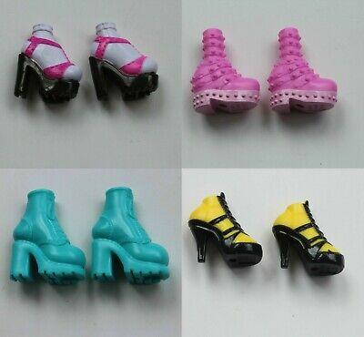 Bratz 2016 Instapets Jade,Cloe,Yasmin,Raya Shoes 4 pairs Lot!