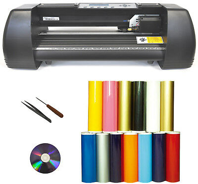 14 500g Laser Dot Tshirt Heat Press Transfer Vinyl Cutter Plottersigndecalpu