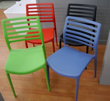New Louise Bar Cafe Restaurant Dining Chairs Outdoor Furniture